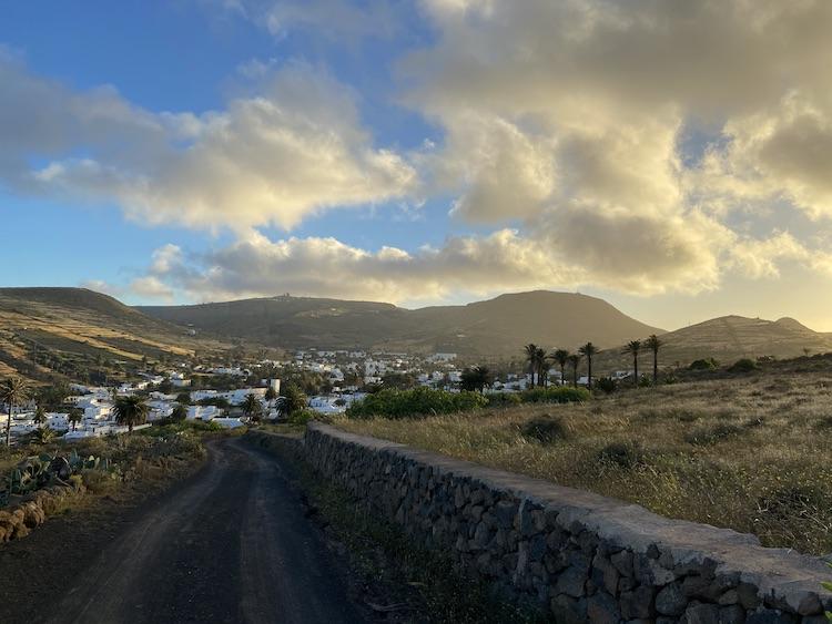 View on Haría