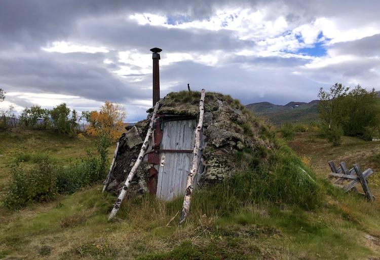 Cabins near Abiskojaure